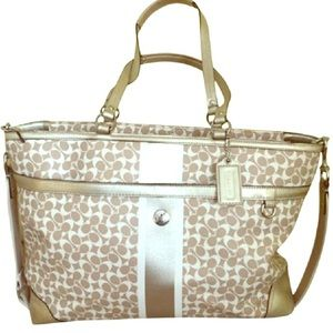 Coach Multi Purpose Large Tote